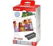 Canon KP-108IP Fotopaper + Ink Cartridge