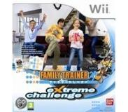Games Namco Bandai - Family Trainer: Extreme Challenge (incl. mat) (Wii)