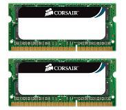 Corsair 16GB (2 x 8 GB) DDR3 1333MHz SODIMM 16GB DDR3 1333MHz geheugenmodule