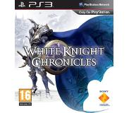 Games Sony - White Knight Chronicles, PS3 PlayStation 3 Anglais, Italien