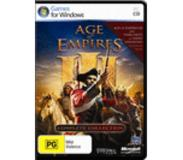 Strategie & Management; Bouw Microsoft - Age of empires iii complete collection (pc)