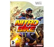 Games Ubisoft - Nitrobike (wii)