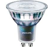Philips MASTER LED ExpertColor 5.5-50W GU10 940 25D LED-lamp Koel wit 5,5 W A+