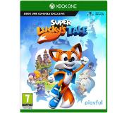 Microsoft Super Lucky's Tale Basis Xbox One Engels video-game