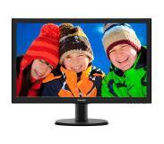 Philips LCD-monitor met SmartControl Lite 243V5LHAB