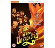 Network Tales Of The Unexpected - Koko sarja (DVD)