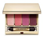 Clarins PALETTE 4 COULEURS #07-lovely rose 6,9 gr