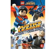 Warner Home Video LEGO DC Super Heroes: Justice League: Attack of the Legion of Doom! DVD