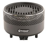 Outwell Calvi Barbecue grijs 2018 Elektrische barbecues