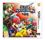 Games Nintendo - Super Smash Bros (3DS)
