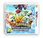 Games Nintendo - Pokemon: Mystery Dungeon, 3DS Anglais, Italien