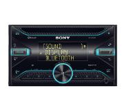 Sony WX-XB100BT Bluetooth Zwart autoradio