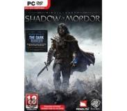 Actie Warner Bros - Middle-Earth, Shadow of Mordor  (DVD-Rom) (PC)