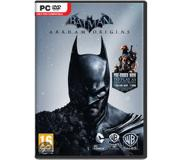 Avontuur Warner Bros.  Interactive - Batman: Arkham Origins (PC)