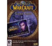 Blizzard Ent World of Warcraft: 60-Day Pre-Paid Game Card smart card