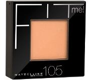 Maybelline Fit Me Powder - 105 Natural Ivory 9g
