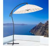 Beliani Calabria - Parasol polyester beige