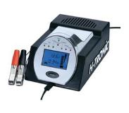 H-Tronic Loodacculader HTDC 5000, 3-in-1 1242500 HTDC 5000 Loodacculader voor Loodgel, Loodzuur, Loodvlies