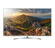 LG 49UK7550LLA led-tv (123 cm / (49 inch), 4K Ultra HD, smart-tv