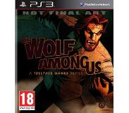 Actie & Avontuur Easy Interactive Console - The Wolf Among Us  PS3 (PlayStation 3)