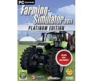 Simulatie & Virtueel leven Excalibur - Farming Simulator 2011 - Platinum Edition (PC)