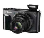 "Canon PowerShot SX720 HS 20.3MP 1/2.3"" CCD 5184 x 3888pikseliä Musta"