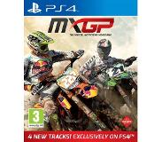 Games Ajopeli - MXGP (Playstation 4)