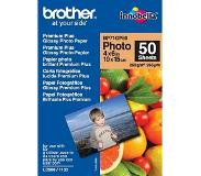 Brother BP71GP50 Premium Glossy Photo Paper