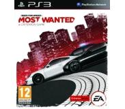 Actie Need for Speed Most Wanted (PlayStation 3)
