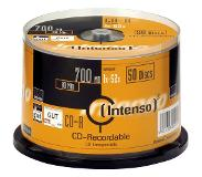 Intenso CD-R 700MB CD-R 700MB 50stuk(s)