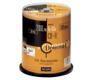 Intenso CD-R 700MB CD-R 700MB 100stuk(s)