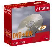 Imation DVD+RW 4.7Gb 8x (5)