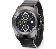MYKRONOZ ZeTime Elite Hybrid Smart Watch Regular - Titanium Steel