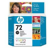 HP Nr. 72 zwarte fotocartridge met Vivera inkt, 69 ml