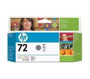 HP Nr. 72 grijze inktcartridge met Vivera inkt, 130 ml