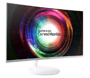 "Samsung SyncMaster C27H711 27"" Wide Quad HD VA Mat Wit computer monitor"