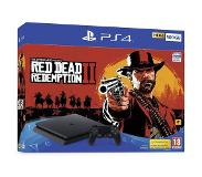Sony PlayStation 4 Slim 500GB + Red Dead Redemption 2
