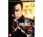 Actiethrillers Steven Seagal, Lochlyn Munro & Jesse Hutch - True Justice - Violence Of Action (DVD)