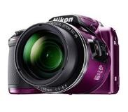 Nikon Digital camera Nikon 16 MPix Optical zoom: 40 x Purple Full HD Video, Flip screen, Bluetooth