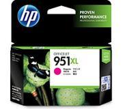 HP Magenta HP 951XL Officejet -mustekasetti