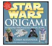 book Star Wars Origami
