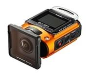 "Ricoh WG-M2 Orange 8MP Full HD 1/2.3"" CMOS Wi-Fi 114g"