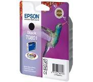 Epson inktpatroon Black T0801 Claria Photographic Ink