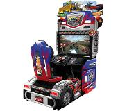 Buffalo racing game Power Trucks muntproever