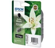 Epson inktpatroon Matte Black T0598 Ultra Chrome K3