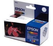 Epson inktpatroon kleur T014