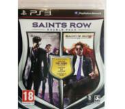 Deep Silver Saints Row III + IV Double Pack (PS3)