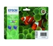 Epson Twin Pack Colours T027 92 ml