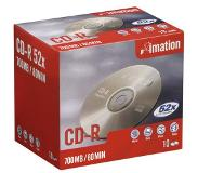 Imation CD-R 52x 700MB (10) CD-R 700MB 10stuk(s)
