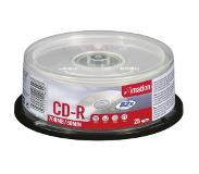 Imation CD-R 52x 700MB (25) CD-R 700MB 25stuk(s)